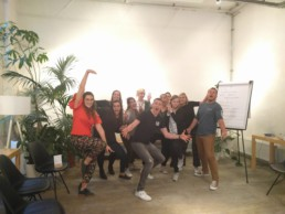 Bootcamp team 2019 amsterdam