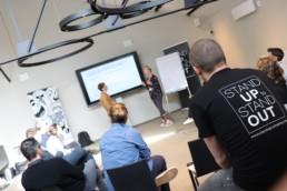 Storytelling public speaking bootcamp