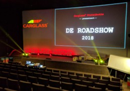 EDC Carglass roadshow belron group
