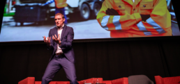 Ordina Innovation Day Marnick Vandebroek speaking