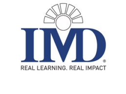 IMD Business School logo