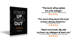 Stand Up to Stand Out Book reviews testimonials