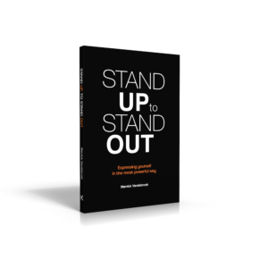 Stand Up to Stand Out book order