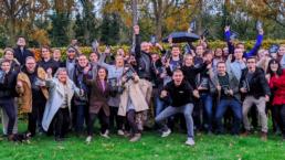 Planet Talent Leading Others bootcamp lozer lodge kruishoutem