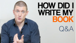 Marnick Vandebroek how to write a business book