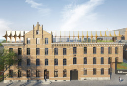 Stad Beringen nieuw gemeentehuis