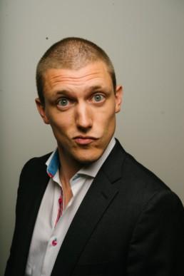 Marnick Vandebroek keynote speaker profile picture 9