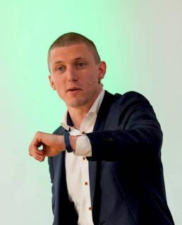 Marnick Vandebroek keynote speaker profile picture 13