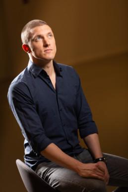 Marnick Vandebroek keynote speaker profile picture 2