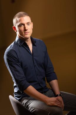 Marnick Vandebroek keynote speaker profile picture 3