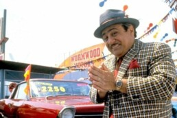 Second hand car salesman danny devito mathilda movie